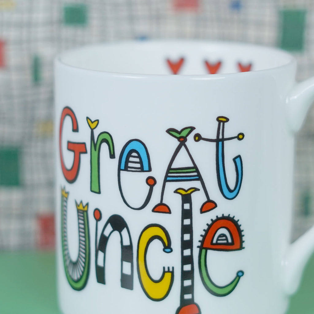 Personalised Great Uncle Mug
