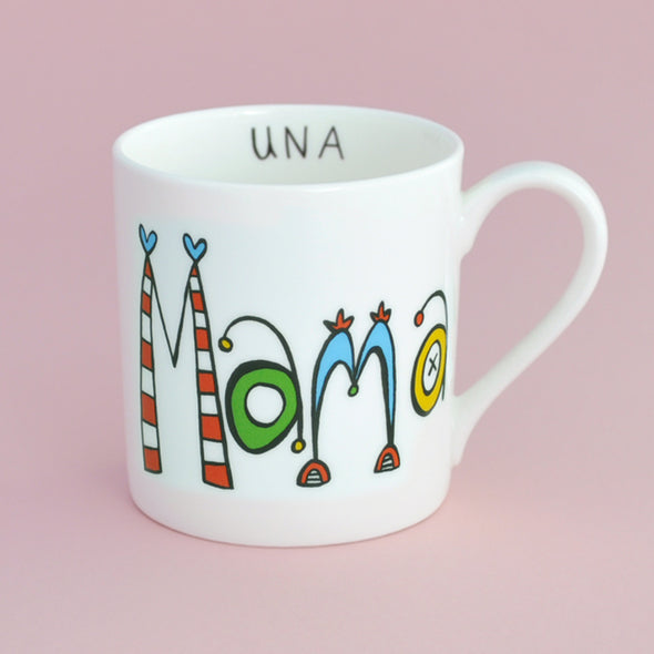 20% Off for Mothers Day Personalised Mama Mug