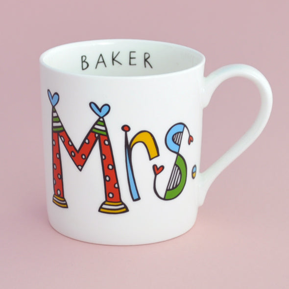 personalised-bride-wedding-mug