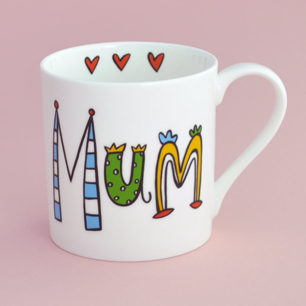 Personalised Mum Mug