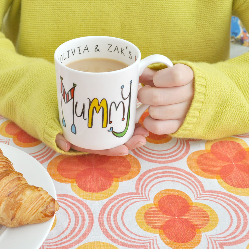 Personalised Mummy Mug