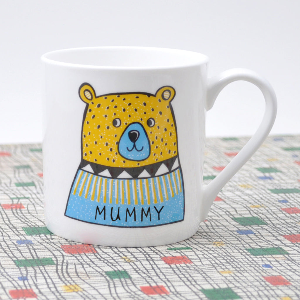 Mummy Bear Mug