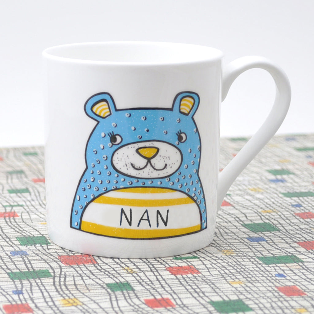 20% Off for Mothers Day Nan Bear Mug