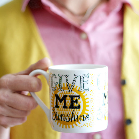 Give Me Sunshine Mug