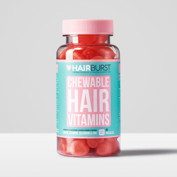 Chewable Hair Vitamins