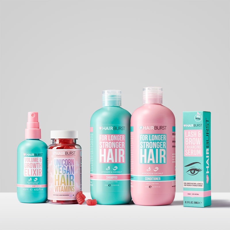 Complete Hair Growth Kit, Vegan Edition