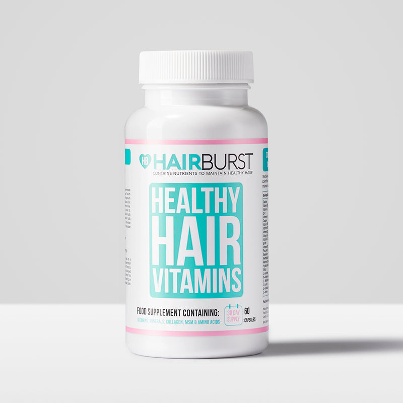 Healthy Hair Vitamins