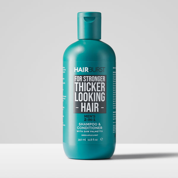 Men's Shampoo & Conditioner 2-in-1