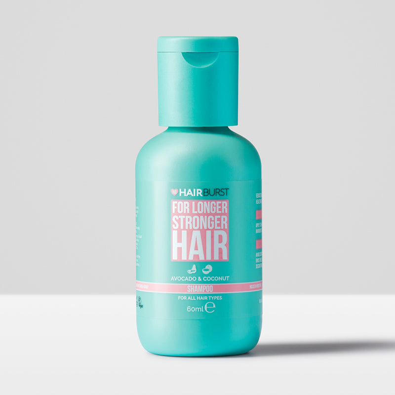 Mini Shampoo for Longer, Stronger Hair