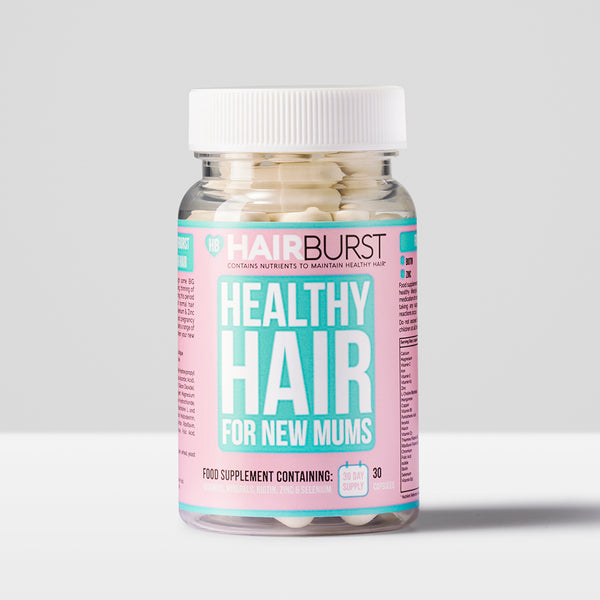 Pregnancy Hair Vitamins