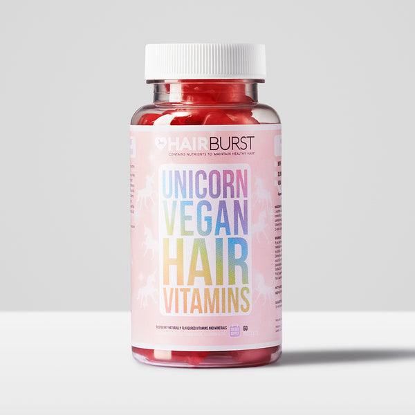 Unicorn Vegan Hair Vitamins