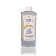 Load image into Gallery viewer, 8 oz. Lemon Oil Beeswax Polish