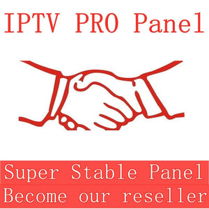 IPTV Panel Plans for Resellers 7500+live & +4400 VODs