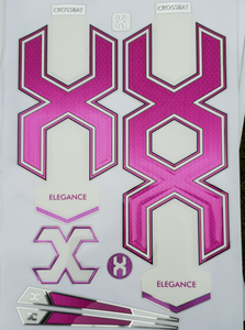 2020 Crossbat Elegance Stickers