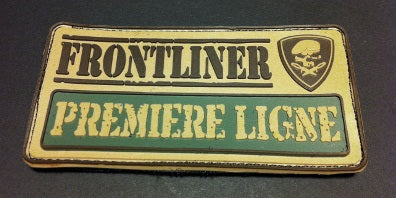 "Patch ""Premiere Ligne"""