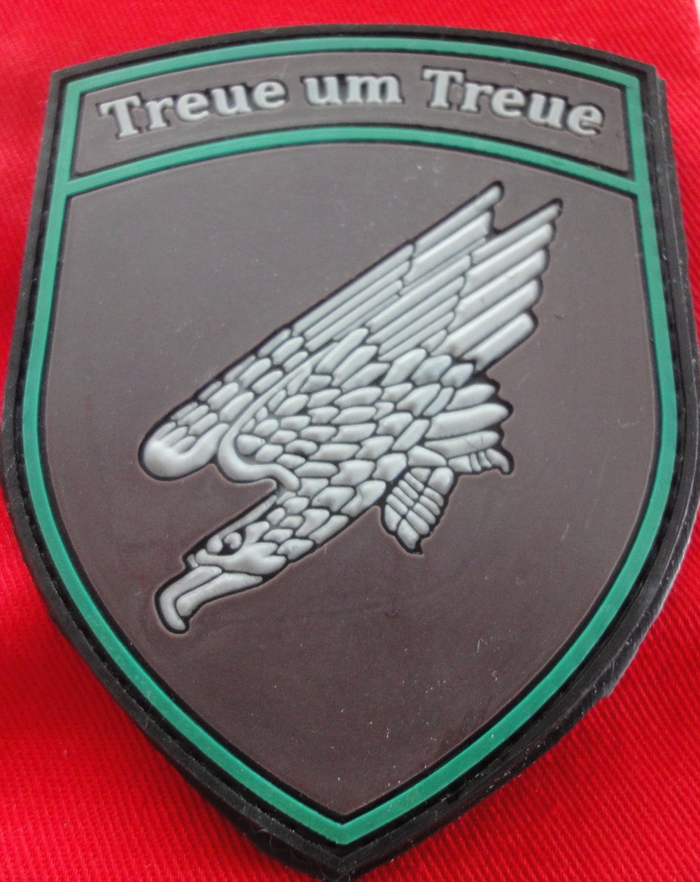 "Patch ""Treue um Treue"""