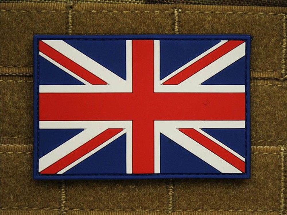 "Patch ""UK Flagge"""