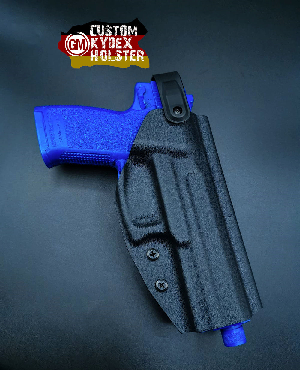 GM OWB Custom Kydex Holster H&K Multi Mount LVL2