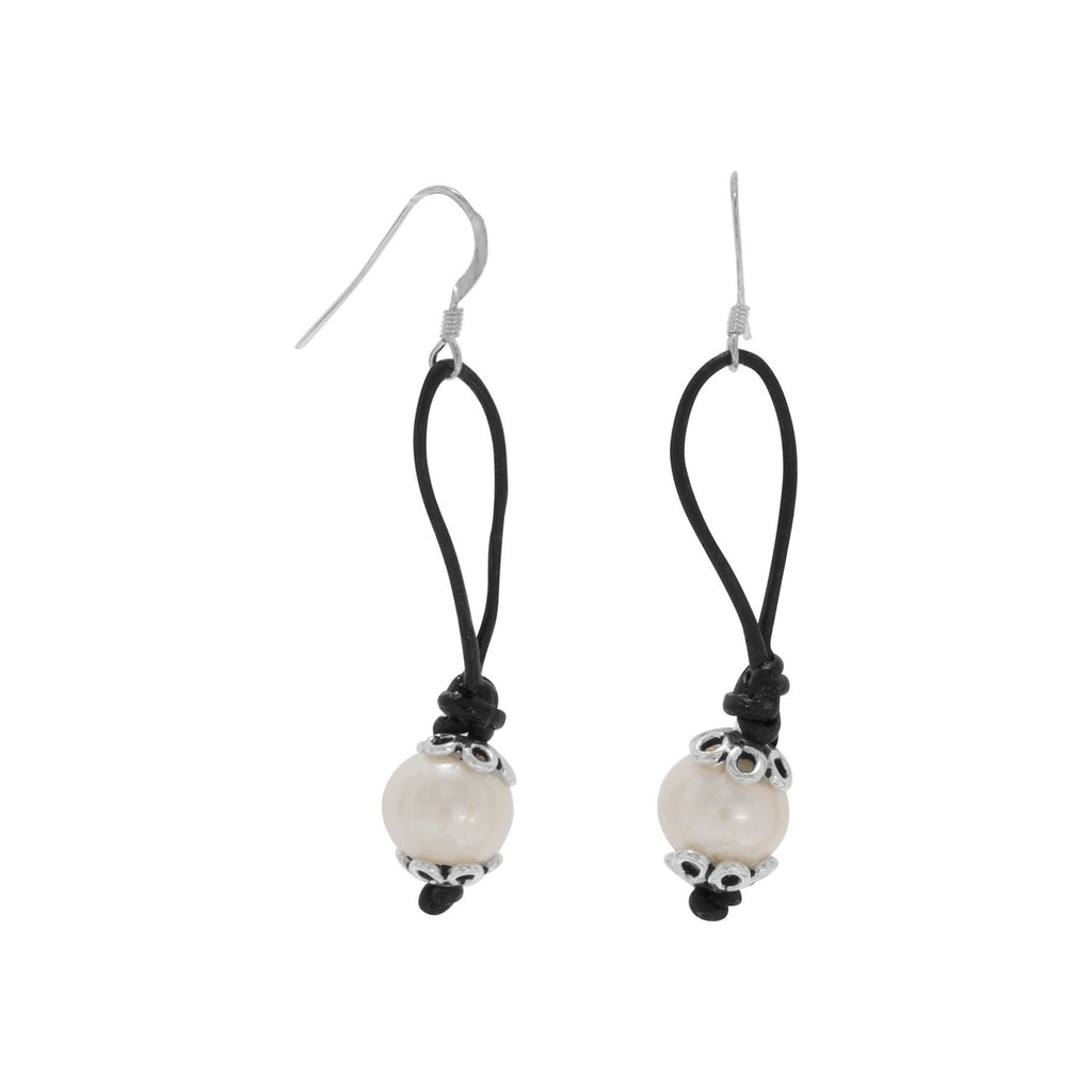 Susie Cultured Freshwater Pearl Earrings
