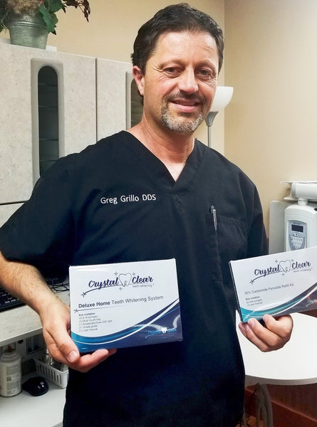 Dr. Greg Grillo, D.D.S. - DIY Teeth Whitening: What's the At-Home Secret to a Brighter Smile?