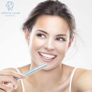 Crystal Clear Teeth Whitening Pen