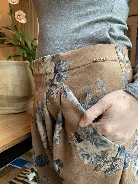 Floral Boho Pants - desray.co.za
