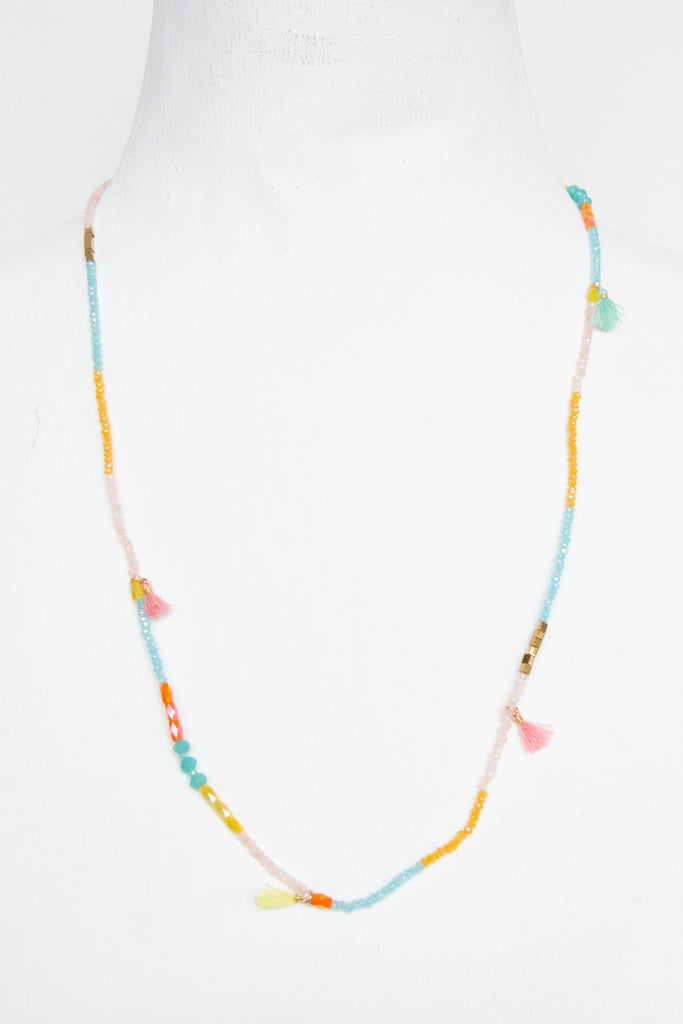 Baby Tassel Necklace - desray.co.za