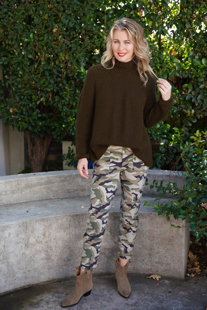 Camo Pants - desray.co.za