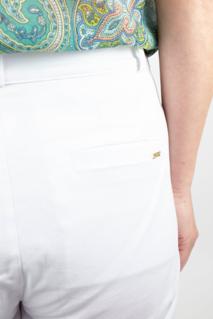 White Verna Pants - desray.co.za