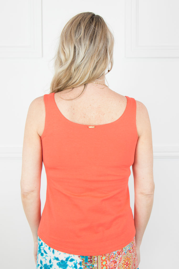 Orange Vest - desray.co.za