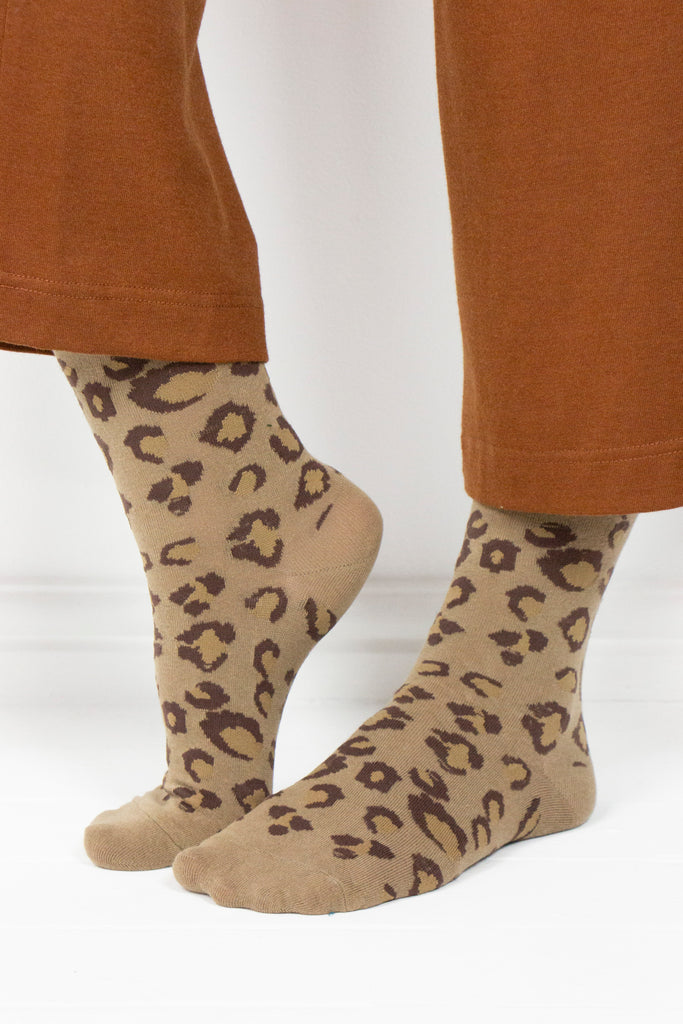 Stone Animal Socks