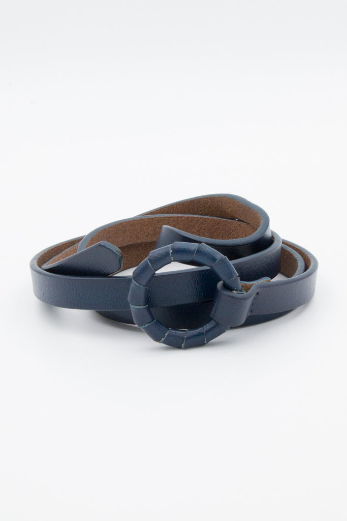 Navy Loop Kaftan Belt - desray.co.za