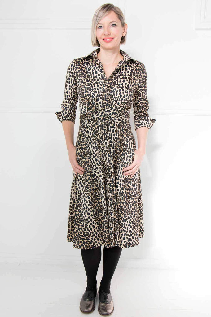 Animal Print Judith Dress - desray.co.za