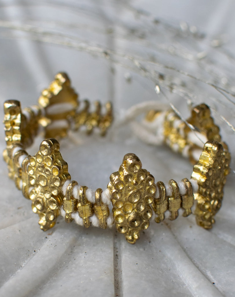 Honey Bracelet White - desray.co.za