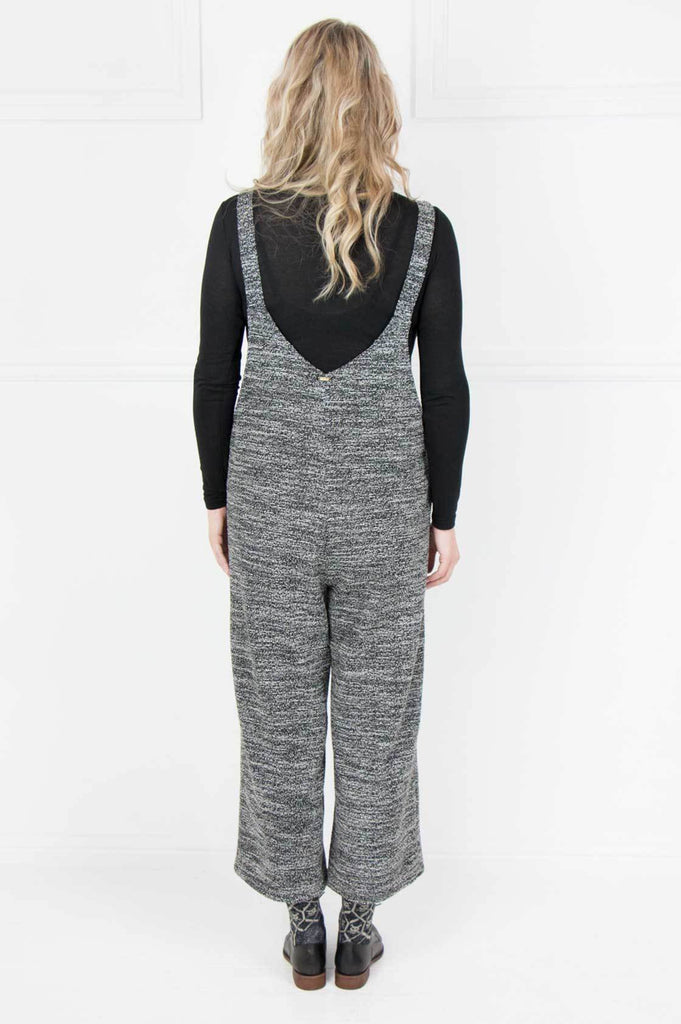 Charcoal Jumpsuit - desray.co.za