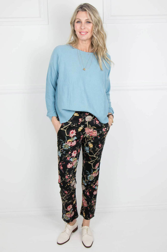 Floral Verna Pants - desray.co.za