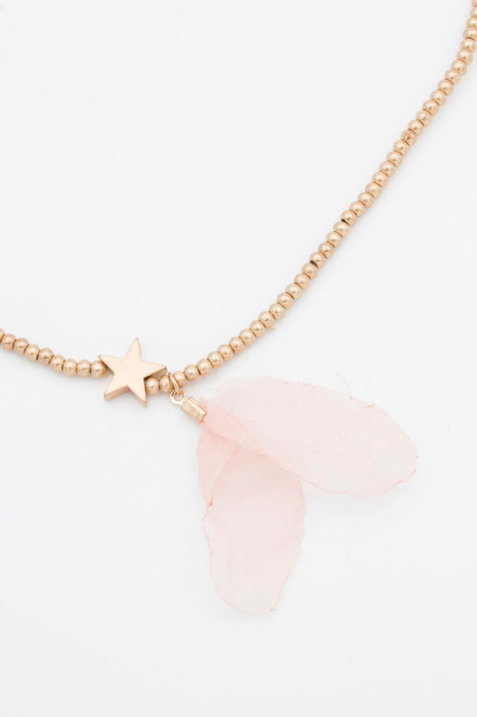 Gold Star Necklace - desray.co.za