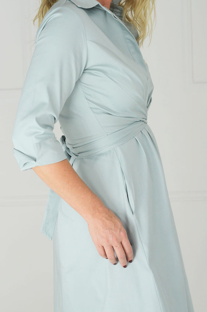Mint Judith Dress - desray.co.za