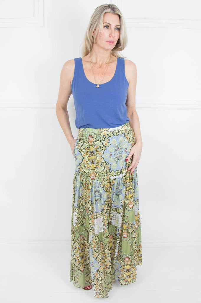 Multi 2 Tier Skirt - desray.co.za