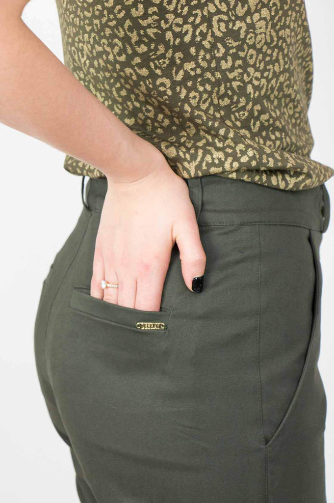 Olive Verna Pants - desray.co.za