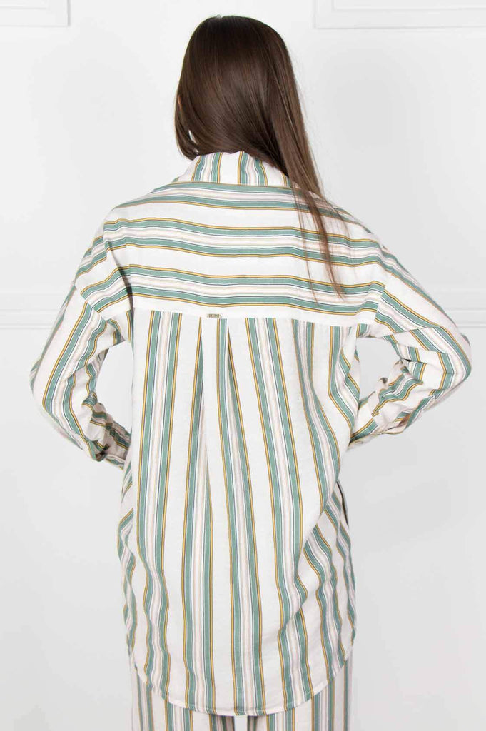 Stripe Simon's Town Tunic Top - desray.co.za