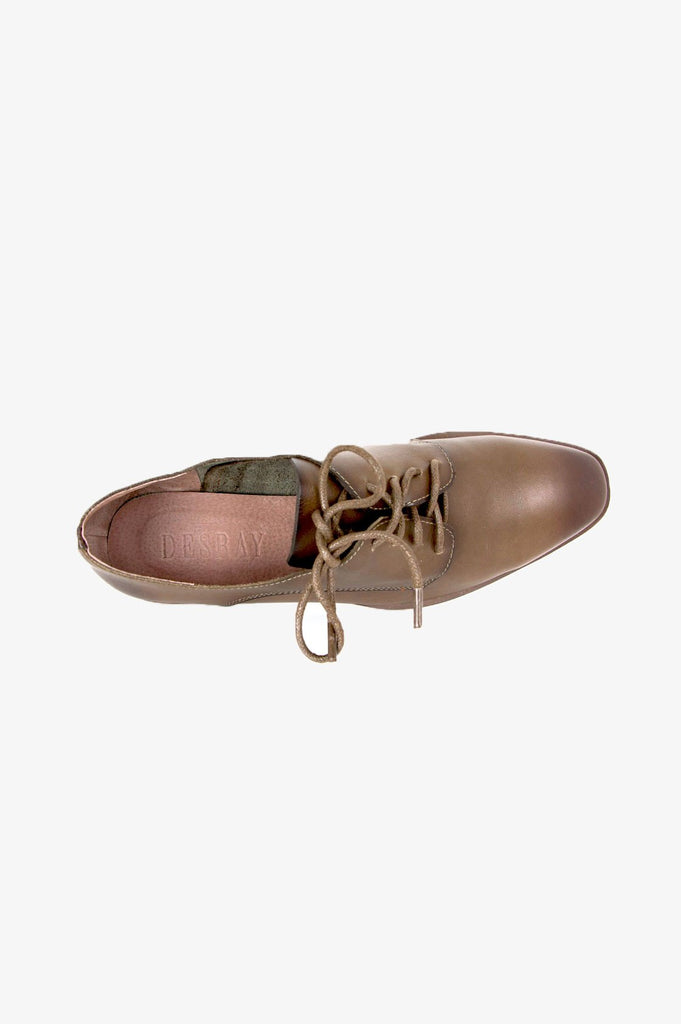 Tan Brogues - desray.co.za