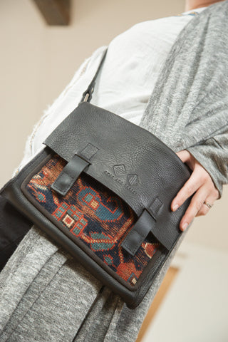 Rug Fragment Bags