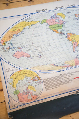 Vintage and Antique Maps