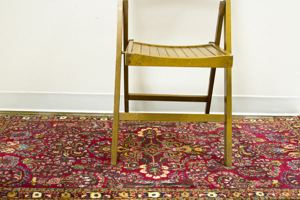 2.5x5 Persian Sarouk Rug - Old New House