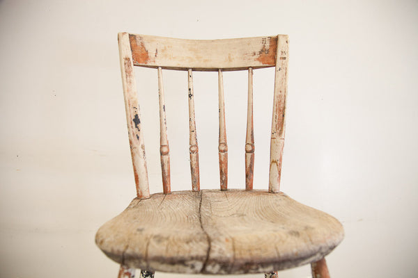 Antique children's Rocking Chair Primitive - Old New House