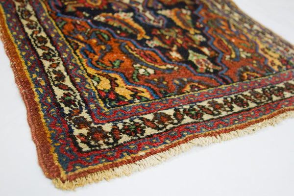 Colorful Persian rug