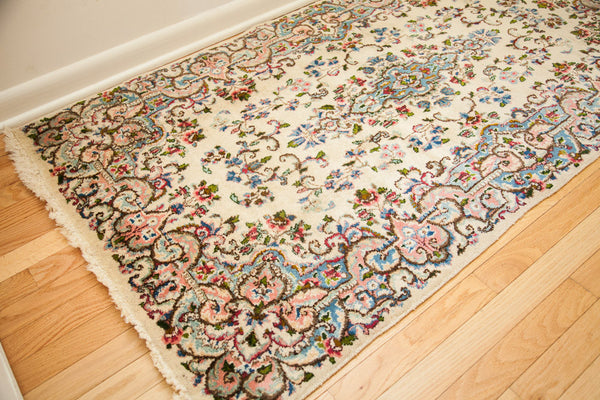 Small Persian Kerman rug
