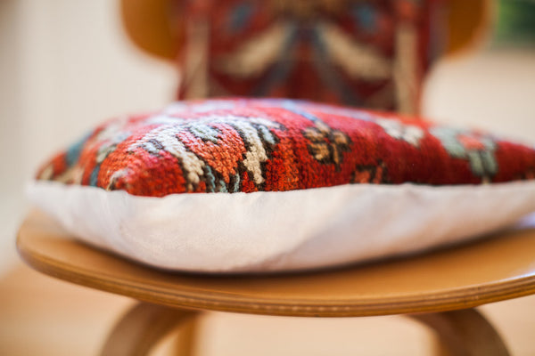 Small Persian Rug Pillow