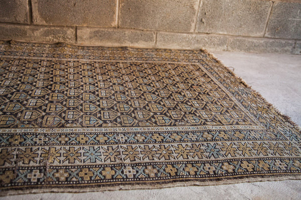 Small scatter area rug